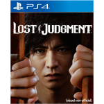 lost judgment ps4 visuel provisoire non officiel