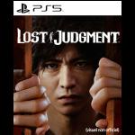 lost judgment ps5 visuel provisoire non officiel