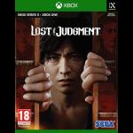 lost judgment xbox visuel produit