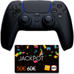 manette ps5 midnight black carte jackpot fnac visuel produit copie