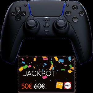 manette ps5 midnight black carte jackpot fnac visuel produit copie