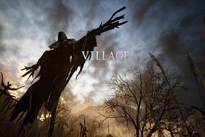 resident evil village cover