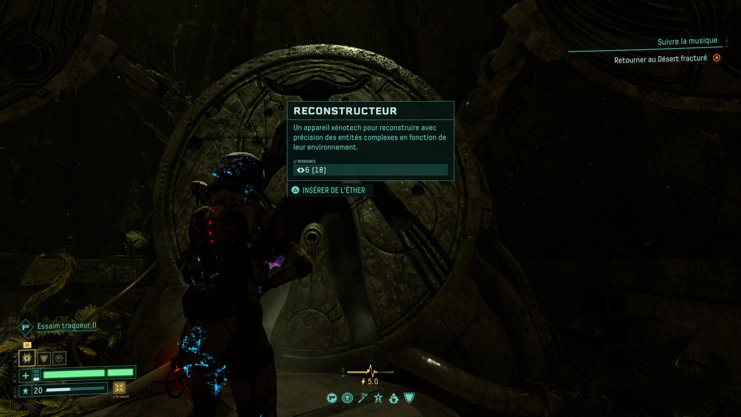 test returnal ps5 screenshot 1
