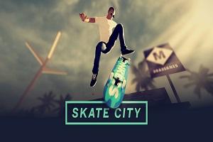 test skate city