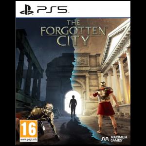 the forgotten city ps5 visuel produit