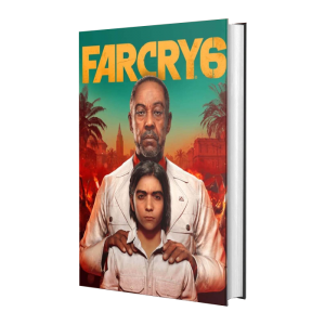 Artbook farcry 6 visuel produit