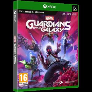 Guardians of the Galaxy sur Xbox visuel produit