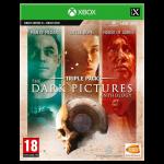 Man of Medan Triple Pack sur Xbox visuel produit