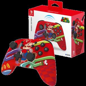 Manette sans fil Horipad Mario pour Switch visuel produit