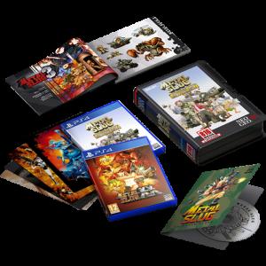 Metal Slug Combo Pack Edition Limitee PS4 visuel produit