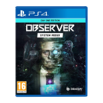 Observer System Redux Day One Edition sur PS4 visuel produit