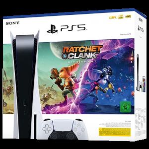 Pack Console Playstation 5 Ratchet and Clank visuel produit v2