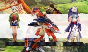 SLIDER amiibo monster hunter stories 2 wings of ruin
