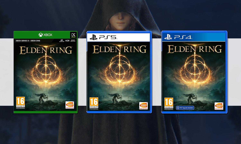 SLIDER elden ring xbox series x one ps4 ps5 v1