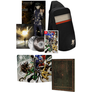 Shin Megami Tensei 5 Collector Switch visuel produit