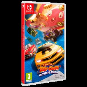 Super Toy Cars 2 Ultimate Racing sur Switch visuel produit