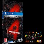back 4 blood edition deluxe ps4 visuel produit jackpot
