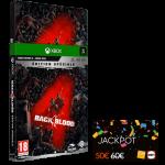 back 4 blood edition spéciale xbox jackpot