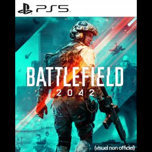 battlefield 2042 ps5 visuel produit provisoire
