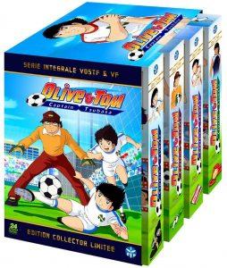 Captain Tsubasa Intégrale DVD