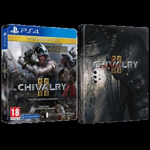 chivalry 2 steelbook edition ps4 visuel produit