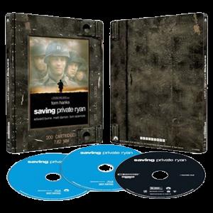 il faut sauver le soldat ryan blu ray 4k steelbook édition fnac visuel produit