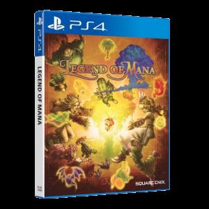 legends of mana remastered ps4 visuel produit