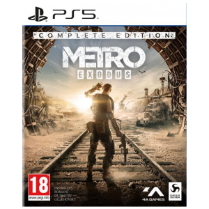 metro complete edition ps5