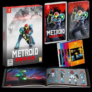 metroid dread collector switch visuel produit