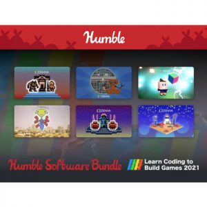 pack logiciels codez vos jeux humble bundle visuel produit