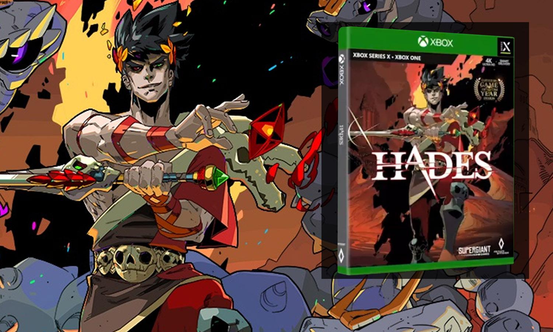 Test Hades Xbox Series X : chef d'oeuvre du genre