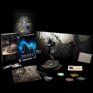 stalker 2 edition collector visuel produit pc et xbox series x