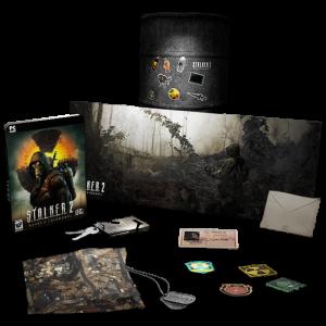 stalker 2 edition limitée visuel produit pc et xbox