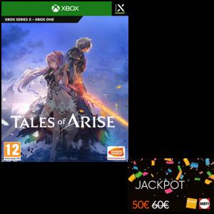 tales of arise xbox visuel jackpot
