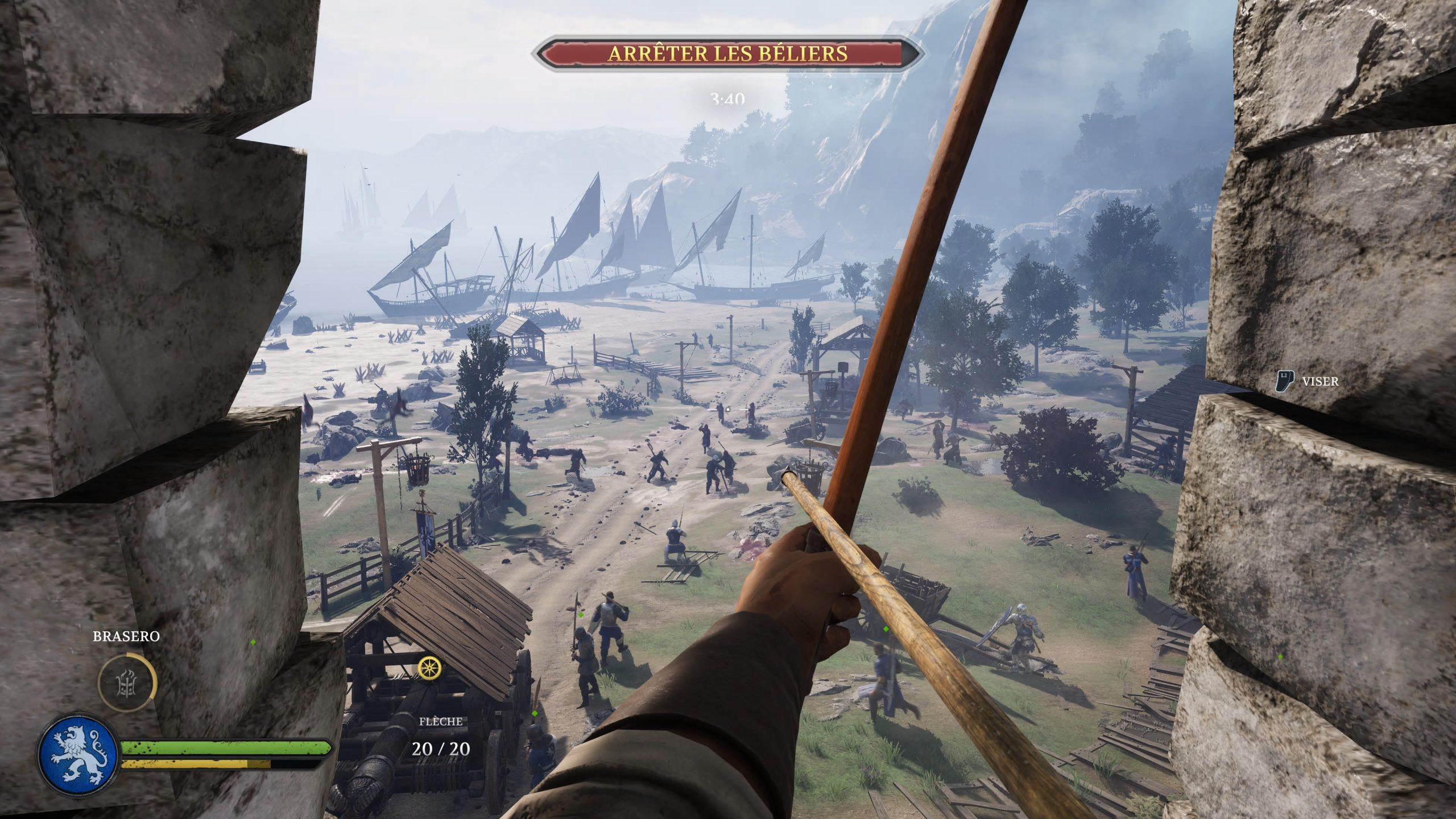 test chivalry 2 screenshot archer