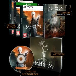 the medium two worlds edition pc xbox ps5 visuel produit final