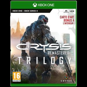Crysis remastered trilogy visuel produit xbox