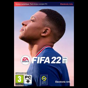 Fifa 22 PC DL visuel produit