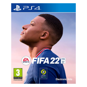 Fifa 22 PS4 visuel produit