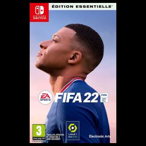 Fifa 22 Switch visuel produit