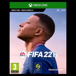 Fifa 22 Xbox visuel produit
