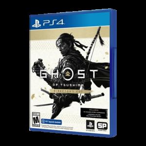 Ghost Of Tsushima Director's Cut PS4 visuel produit