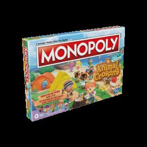 Monopoly Animal Crossing visuel produit