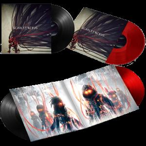 OST Scarlet Nexus double Vinyle visuel produit final