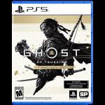ghost of tsushima ps5 visuel produit