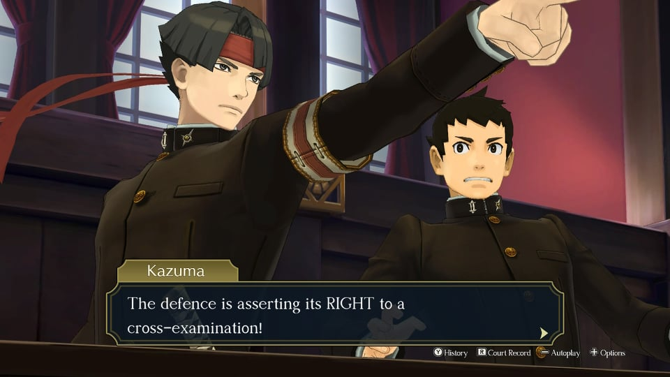 test the great ace attorney chronicles switch screenshot 3