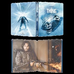 the thing blu ray 4k steelbook visuel produit