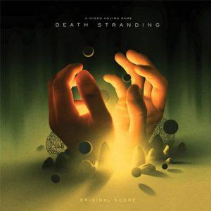 vinyle-death-stranding vinyles noirs
