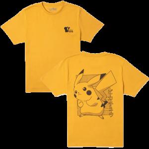visuel produit t shirt pikachu unisexe