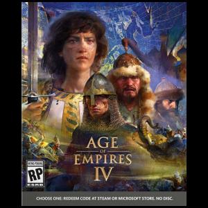 Age of Empire IV visuel produit